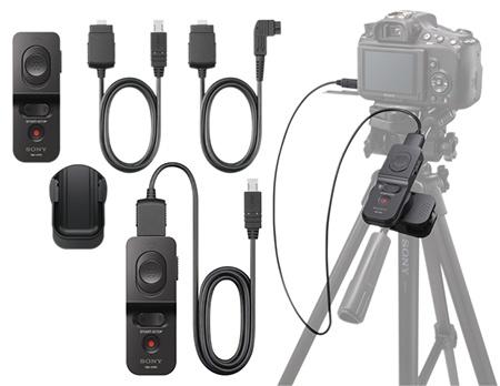 Sony SLT Alpha 58 a dálkové ovládání
