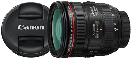 Canon EF 24–70 mm 1:4L IS USM - krytky