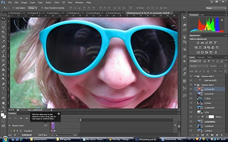Adobe Photoshop CS6: lekce X - video