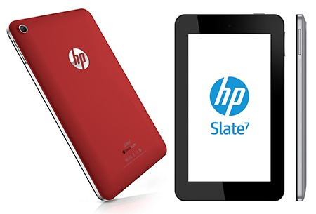 Tablet HP Slate7