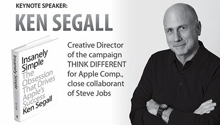 Ken Segall na Marketing Management 2013