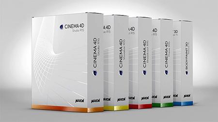 CINEMA 4D - verze a srovnání