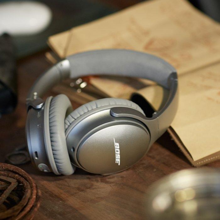 Bezdrátová sluchátka Bose QuietComfort 35