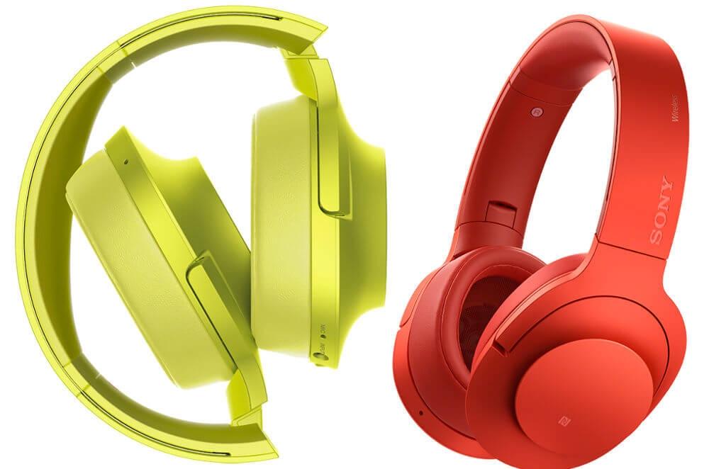 Sony h.ear on Wireless