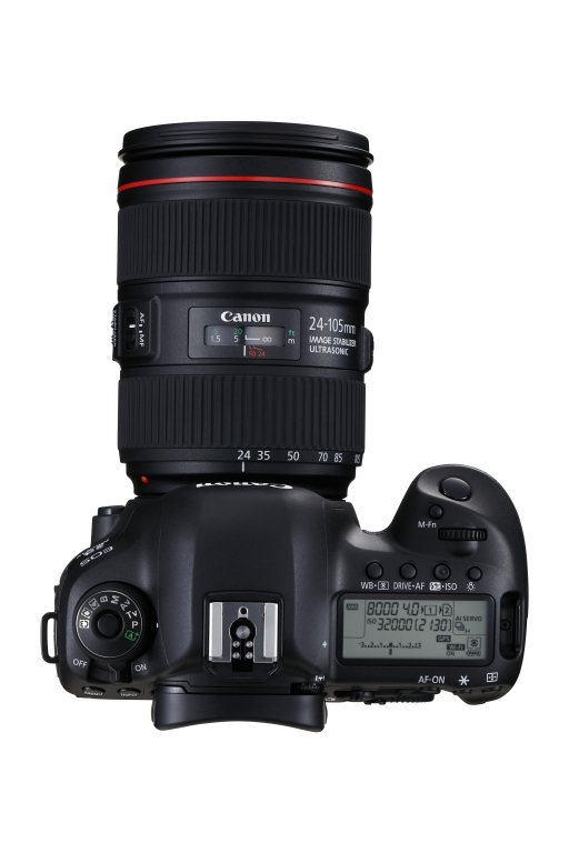 Canon  EF 24-105mm