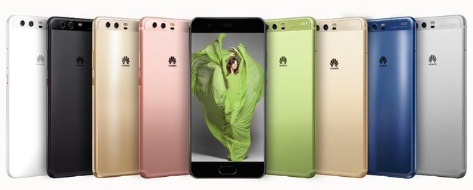 Huawei  P10 a P10 Plus