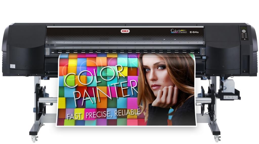 OKI color painter