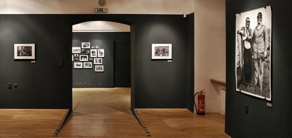 Výstava Jindřicha Štreita - Venuše