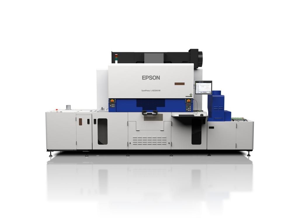 Epson na Labelexpo 2017