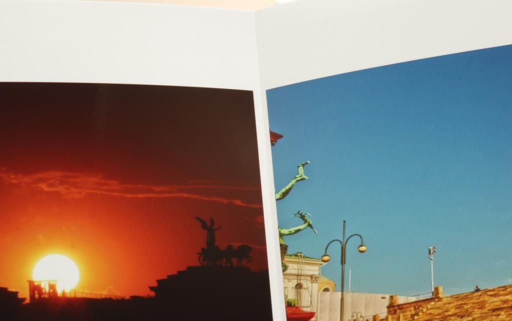 Věrnost tisku fotoknihy se zaslanými fotografiemi